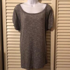 Just My Size 3x heathered gray shirt